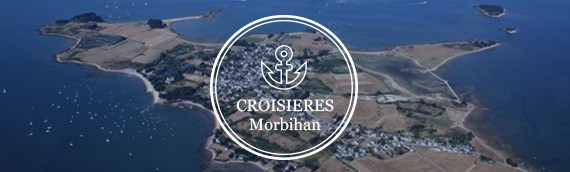 Croisière Golfe du Morbihan: partez du port de Saint-Goustan à 800 mètres de l'hôtel !