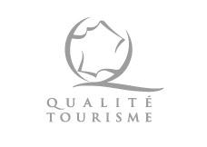 Qualité tourisme décerné à L'hôtel Le Branhoc