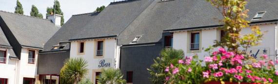 Hôtel Le Branhoc – Auray